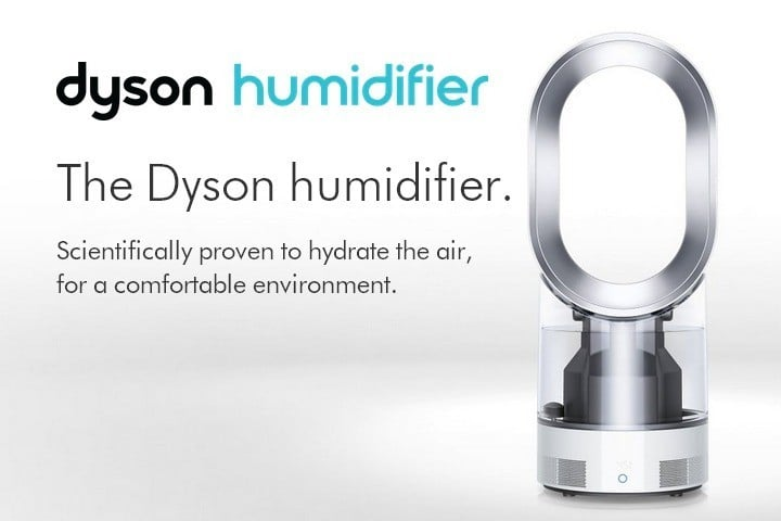 Win Dyson Humidifier Fan #Giveaway (UK)