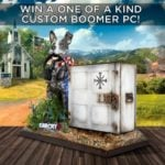 Win FarCry 5 Custom Gaming PC #Giveaway (WW)