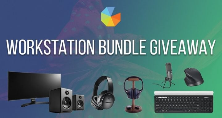 Win Gleam Workstation Bundle #Giveaway (WW)