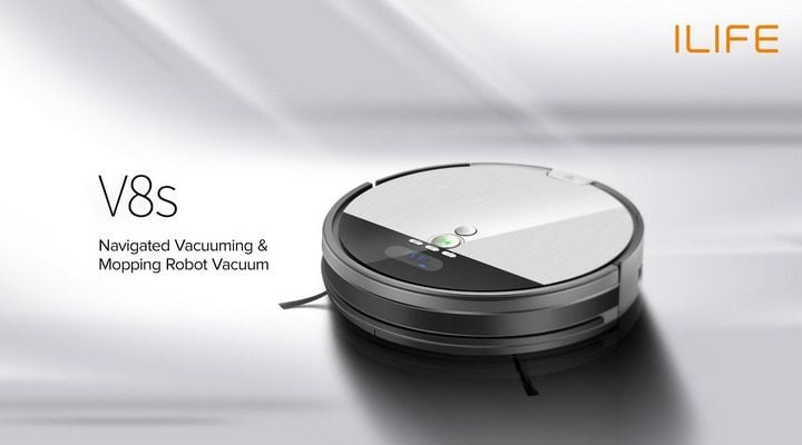 Win iLife V8s Robot Cleaner #Giveaway (WW)