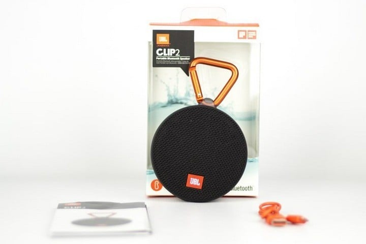 Win JBL Clip 2 Portable Speaker #Giveaway (WW)