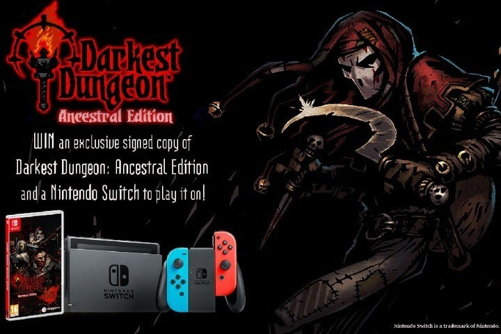 Win Nintendo Switch with Darkest Dungeon (Ancestral Edition) #Giveaway (WW)
