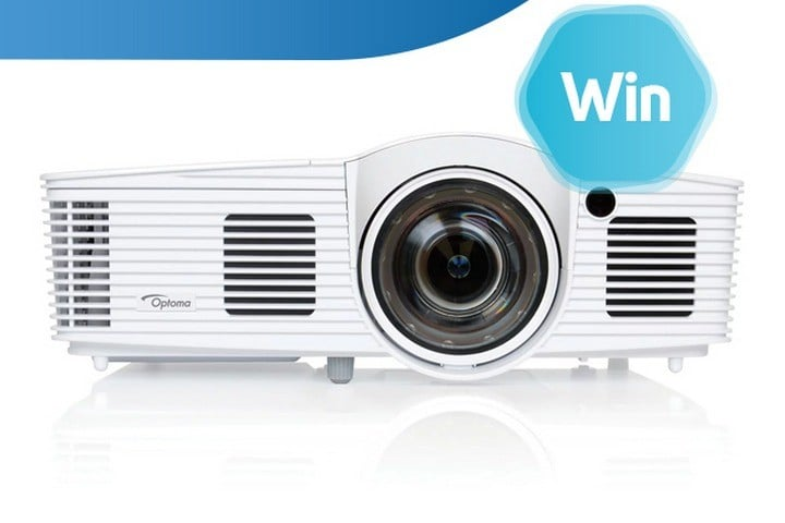 Win Optoma GT1080Darbee Projector #Giveaway (WW)