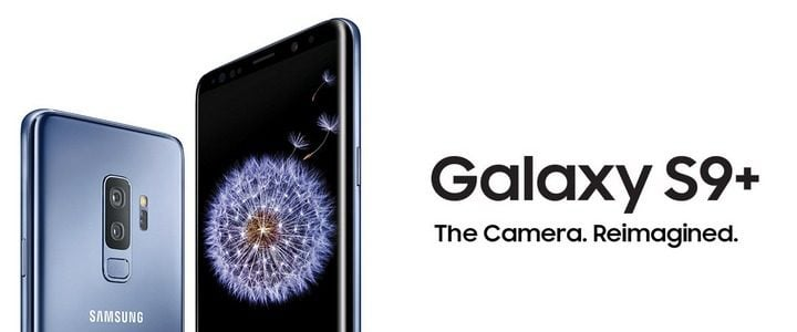 Win Samsung Galaxy S9 Plus Smartphone #Giveaway