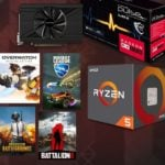 Win SAPPHIRE PULSE ITX Radeon RX 570, Ryzen 5 1600 CPU, and more #Giveaway (WW)
