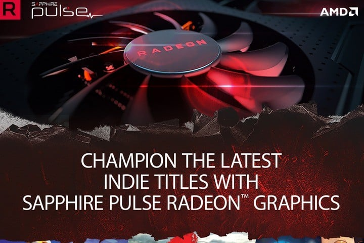 Win SAPPHIRE PULSE Radeon RX 560 or Square Enix Voucher #Giveaway (WW)