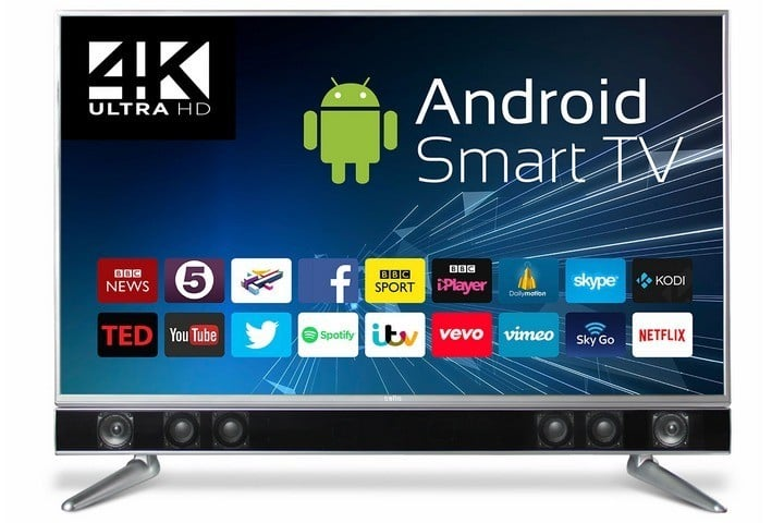 Win Cello Platinum 4K UHD Android SmartTV #Giveaway (UK)