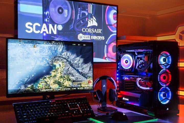 Win Corsair RGB Gaming Computer #Giveaway (WW)