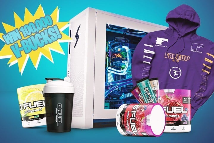 Win Digital Storm Gaming PC and more #Giveaways (WW)