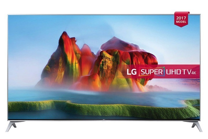 Win LG 49inch Super UHD Premium 4K HDR Smart LED TV #Giveaway (UK)