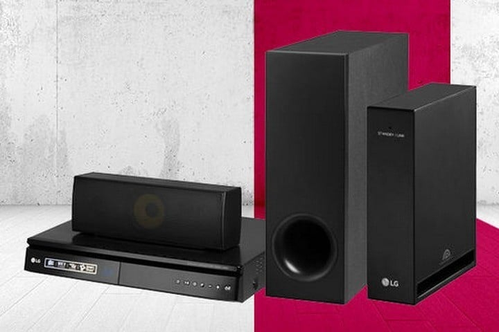 Win LG LOUDR LHB655NW Home Theater Speaker System #Giveaway (UK)