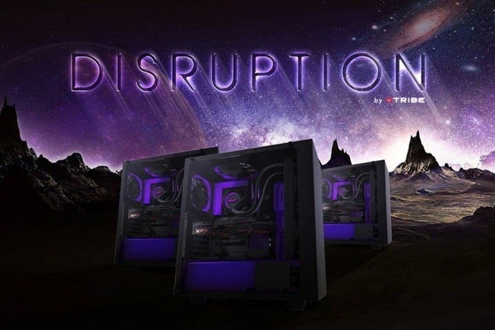 Win NZXT Disruption Gaming PC #Giveaway (WW)