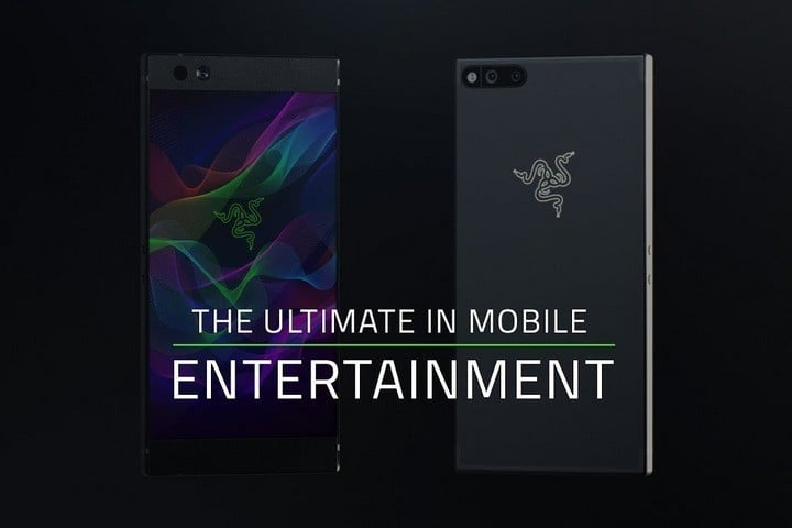 Win One of Five Razer Phone Smartphone #Giveaways (WW)