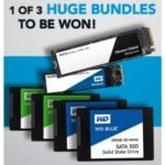 Win WD 120GB to 500GB SSD #Giveaway (WW)