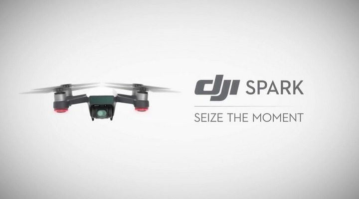 Win DJI Spark with Polar Pro Filters and 2 Cases #Giveaway (WW)