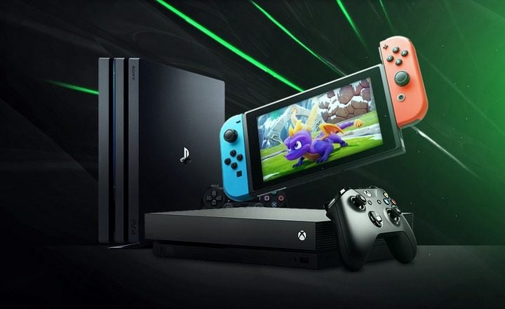 Win PS4 Pro, Xbox One X, Or Nintendo Switch #Giveaway
