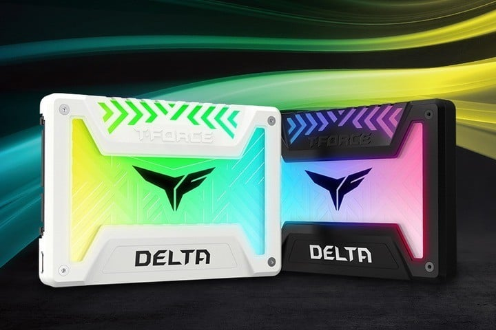 Win T-Force Delta RGB SSD #Giveaway