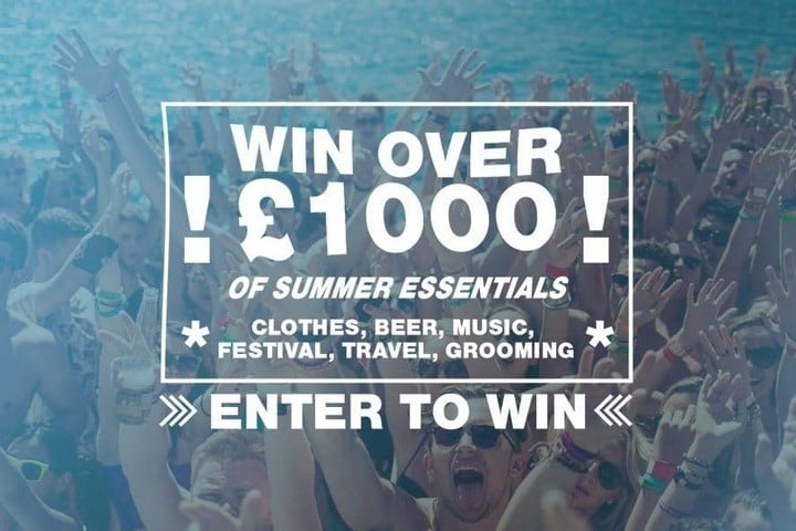 Win £1782 Summer Essentials Gift Card #Giveaway (WW)