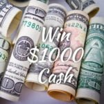 Win $1000 Cash #Giveaway (US)