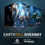 Win EarthFall Gaming PC with WD Black 500GB NVMe SSD #Giveaway (CA/US)