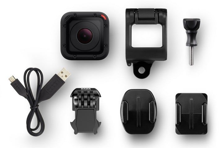 Win GoPro Hero Session Camera #Giveaway