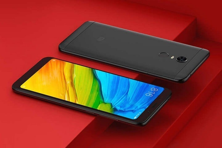 Win XIAOMI Redmi 5 Plus Smartphone #Giveaway