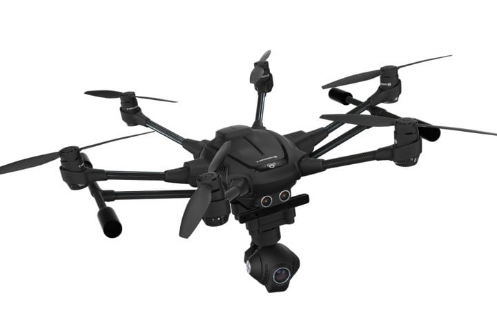 Win Yuneec Typhoon H 4K Drone #Giveaway (WW)