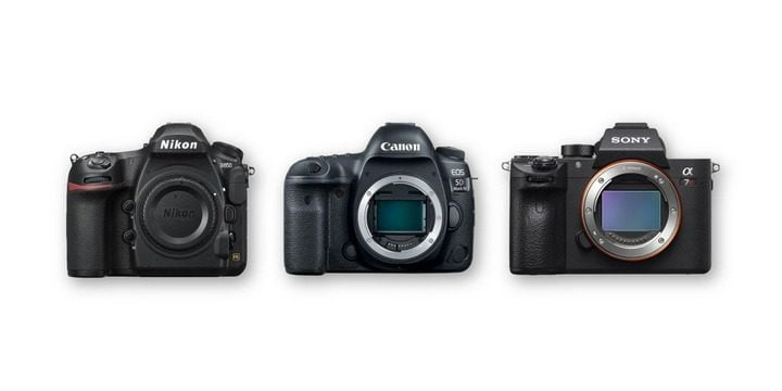 Win Canon 5D Mark IV, Nikon D850, Sony A7R3 #Giveaway