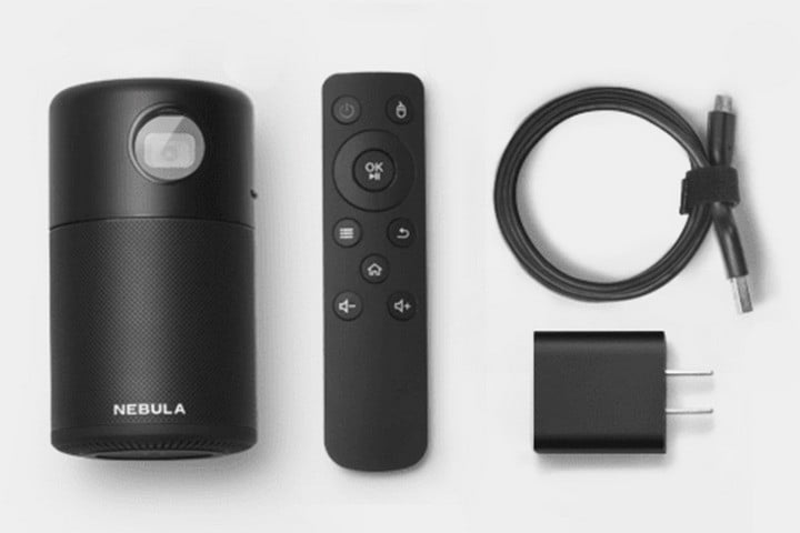 Win Anker Nebula Capsule Mini Projector #Giveaway (WW)
