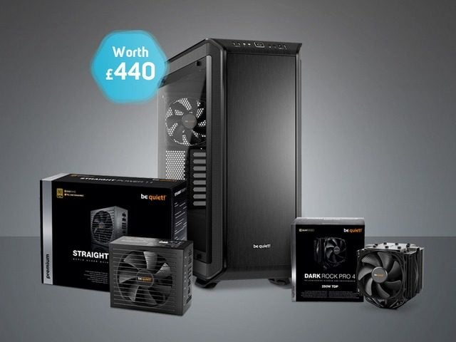Win Ultimate Silent PC Starter Pack #Giveaway (WW)