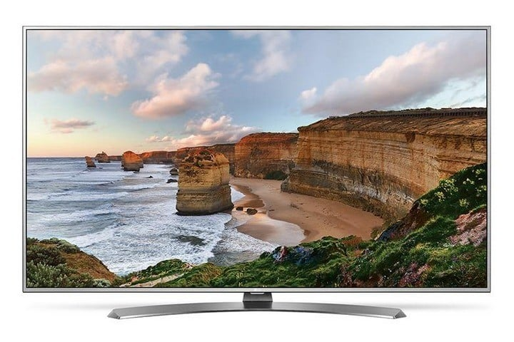 Win LG 50-inch 4K UHD Smart TV #Giveaway (UK)