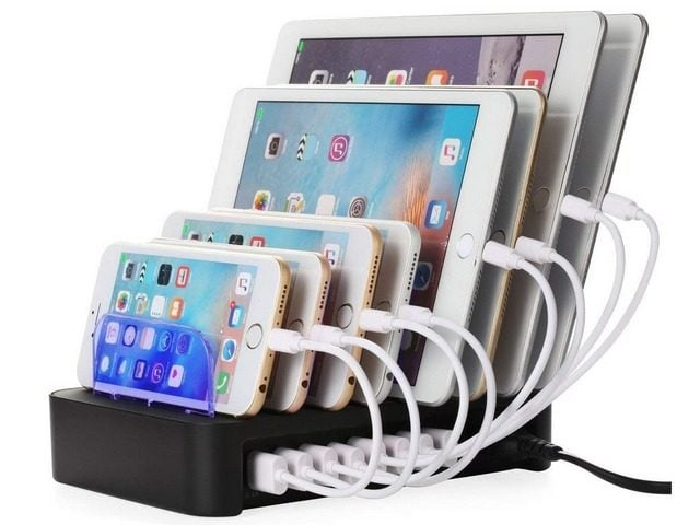 Win NEXGADGET USB Charging Station Dock #Giveaway (EU/US)