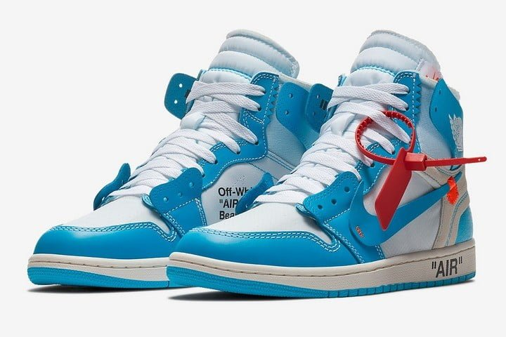 Win Nike Air Jordan Restro X OFF-WHITE #Giveaway (WW)
