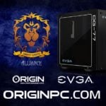 Win EVGA & Origin PC Special Edition Gaming PC #Giveaway (WW)