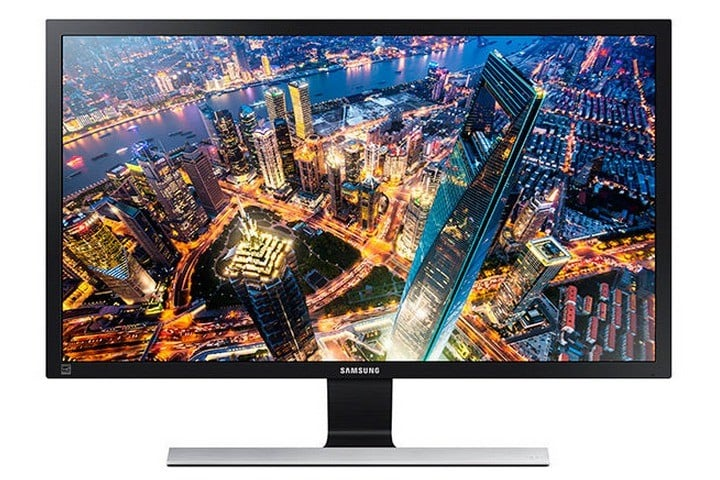 Win Samsung 28inch UHD 1MS Gaming Monitor #Giveaway (WW)