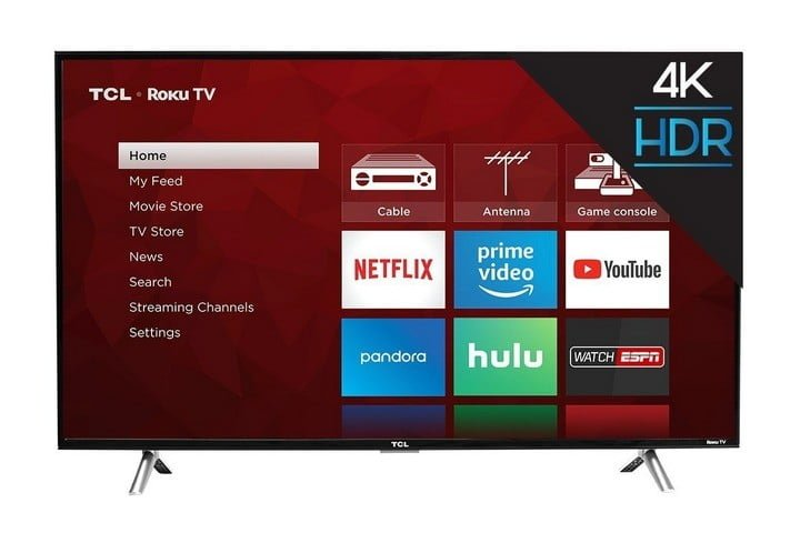 Win TCL 49-Inch 4K Ultra HD LED TV #Giveaway