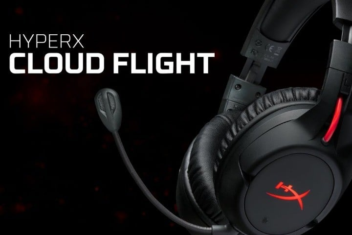 HyperX Cloud Flight Gaming Headset