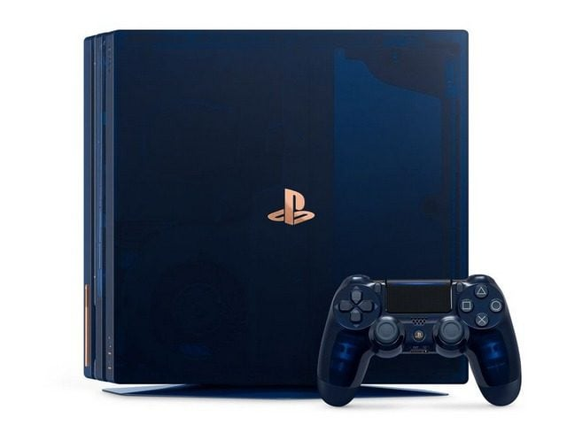 Playstation 4 Pro Special Edition