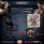 Win NobleChairs EPIC Gaming Chair and SOULCALIBUR VI Game #Giveaway (WW)