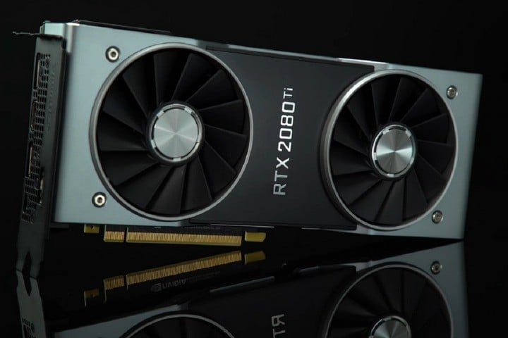 NVIDIA GeForce RTX 2080 Gaming GPU