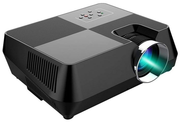 OAKLETREA 2000 LUMEN HD Video Projector