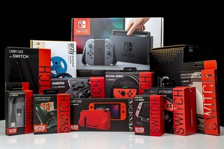 Nintendo Switch and Accessories