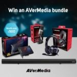 Win AVerMedia Gaming and Streaming Peripherals Bundle #Giveaway (WW)