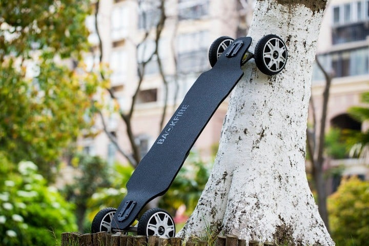 Backfire Electronic Skateboard