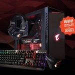 Win Gigabyte Aorus Gaming PC and Peripheral Bundle #Giveaways (UK)