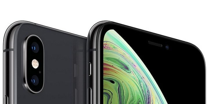 iPhone XS 512GB Space Gray Smartphone