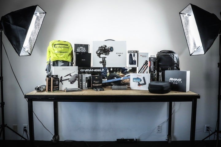 Win The Ultimate Camera Bundle #Giveaway (WW)