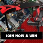 Win Arozzise Gaming Gear and Games #Giveaway (WW)