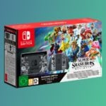Win Nintendo Switch Console with Smash Bros Bundle #Giveaway (WW)