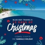 Win 7 Night Luxury All-Inclusive Holiday for 2 in the Caribbean #Giveaway (UK)